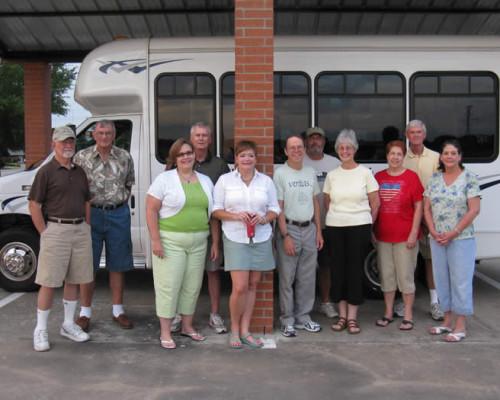 2009 Trip Participants