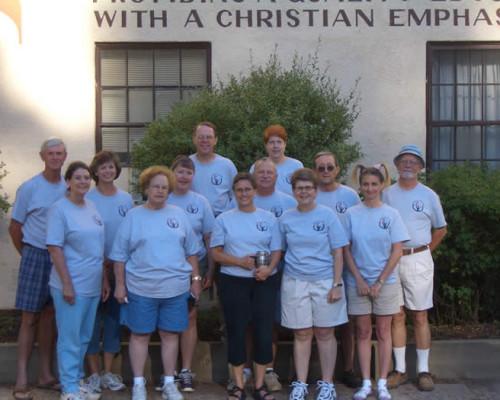 2006 Trip Participants