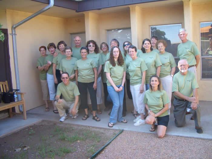 2007 Trip Participants