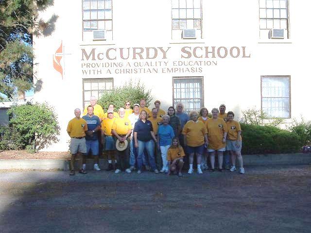 2005 Trip Participants