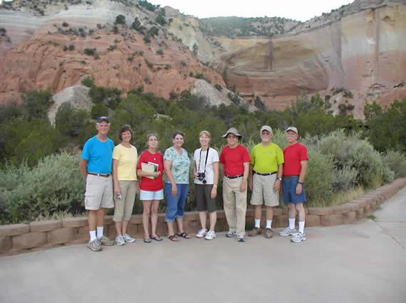 2010 Trip Participants